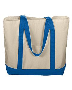 Augusta Drop Ship Boater Tote