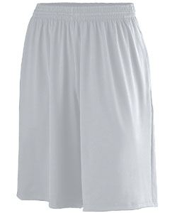 Augusta Drop Ship Adult Polyester/Spandex Short with Pockets