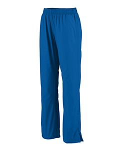 Augusta Drop Ship Ladies Polyester Diamond Tech Solid Pant