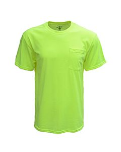 Bright Shield Adult Pocket Tee