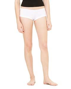 Bella + Canvas Ladies Cotton/Spandex Shortie