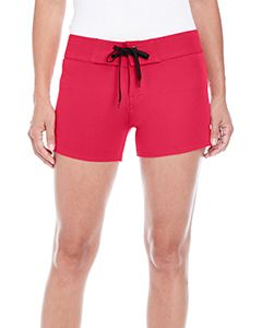 Burnside Ladies Dobby Stretch Board Short