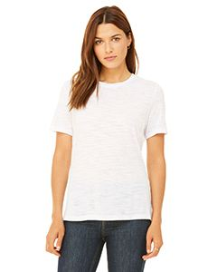 Bella + Canvas Ladies Relaxed Jersey Short-Sleeve T-Shirt