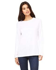 Bella + Canvas Ladies Relaxed Jersey Long-Sleeve T-Shirt