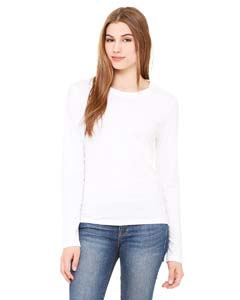 Bella + Canvas Ladies Jersey Long-Sleeve T-Shirt
