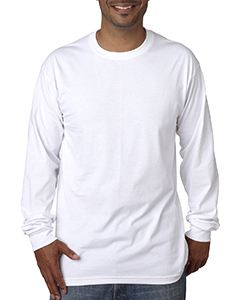 Bayside Adult Long-Sleeve T-Shirt