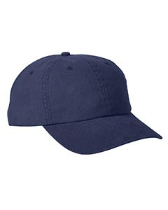 Big Accessories Heavy Washed Canvas Cap
