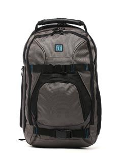 FUL Alleyway Wild Fire Backpack