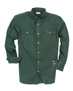 Backpacker Men's Tall Solid Flannel