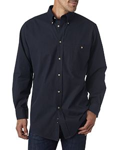 Backpacker Men's Tall Nailhead Long-Sleeve Woven Shirt