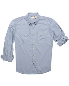 Backpacker Men's Tall Expedition Travel Long-Sleeve Shirt