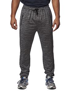 Burnside Unisex Heather Perfomance Jogger Pant