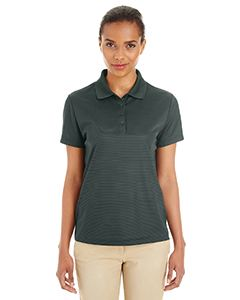 Ash City - Core 365 Ladies Express Microstripe Performance Pique Polo