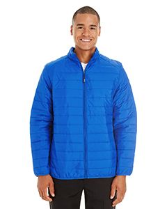 Ash City - Core 365 Men's Prevail Packable Puffer Jacket