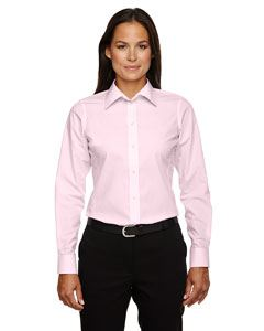 Devon & Jones Ladies Crown Woven Collection Banker Stripe