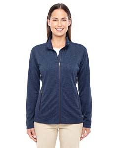 Devon & Jones Ladies Fairfield Herringbone Full-Zip Jacket