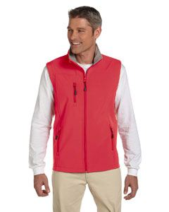 Devon & Jones Men's Soft Shell Vest