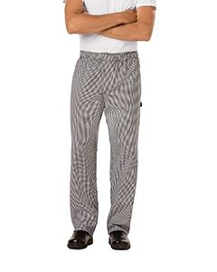 Dickies Chef Men's Traditional Baggy Zipper Fly Pant