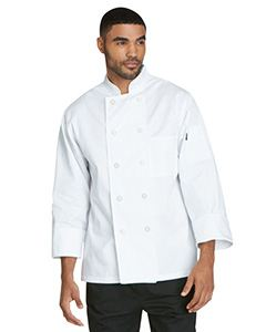 Dickies Chef Unisex Classic 10 Button Chef Coat