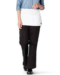 Dickies Chef 6-Piece 3 Pocket Server Waist Apron