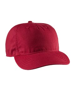 econscious Twill 5-Panel Unstructured Hat