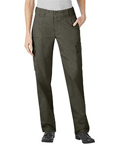 Dickies Drop Ship Ladies Tactical Stretch Ripstop Pant