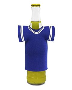Liberty Bags Jersey Foam Bottle Holder