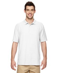 Gildan Adult 6 oz. Double Pique Polo