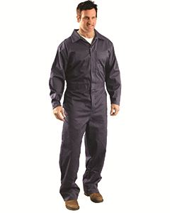 OccuNomix Men's Value Cotton Flame Resistant HCR 1 Coverall