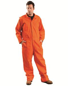 OccuNomix Men's Classic Indura Flame Resistant HRC 2 Coverall