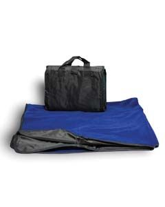 Alpine Fleece Fleece/Nylon Picnic Blanket