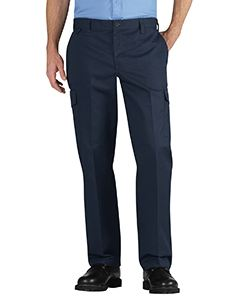 Dickies Drop Ship Men's Industrial Relaxed Fit Straight-Leg Cargo Pant