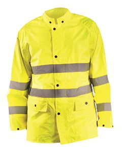 OccuNomix Men's Classic Breathable Rain Jacket