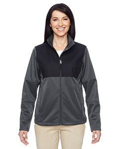 Harriton Ladies Task Performance Fleece Full-Zip Jacket