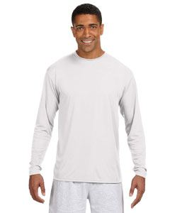 A4 Men's Cooling Performance Long Sleeve T-Shirt