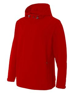 A4 Drop Ship Adult Force Water Resistant 1/4 Zip
