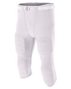 A4 Drop Ship Men's Flyless Football Pant