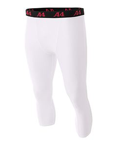 A4 Drop Ship Adult Polyester/Spandex Compression Tight