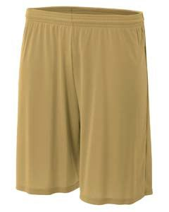 A4 Drop Ship Youth Cooling Performance Polyester Short