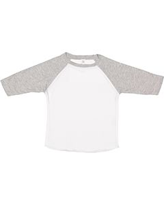Rabbit Skins Toddler Baseball Fine Jersey T-Shirt