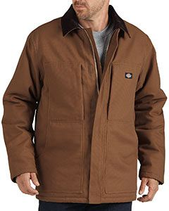 Dickies Drop Ship Unisex Sanded Chore Duck Coat