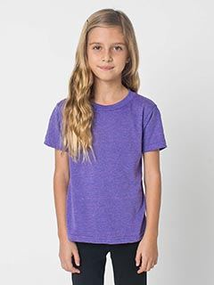American Apparel Toddler Triblend Short-Sleeve T-Shirt