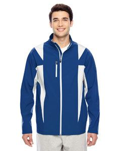 Team 365 Men's Icon Colorblock Soft Shell Jacket