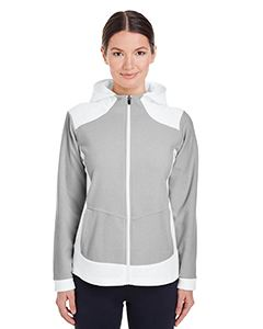 Team 365 Ladies Rally Colorblock Microfleece Jacket