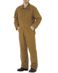 Dickies Drop Ship Unisex Sanded Duck Insulated Coverall