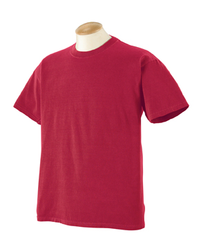 Authentic Pigment Youth 5.6 oz. Pigment-Dyed & Direct-Dyed Ringspun T-Shirt