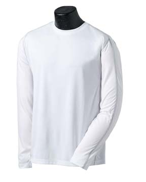 Alo Men's 4.1 oz. Long-Sleeve Edge T-Shirt